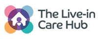 logo live in care hub