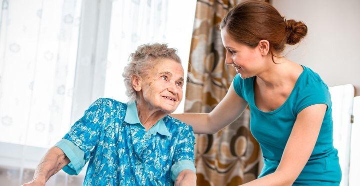 opiekunka alzheimer