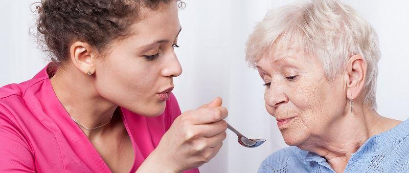 Opieka nad osobą po udarze mózgu