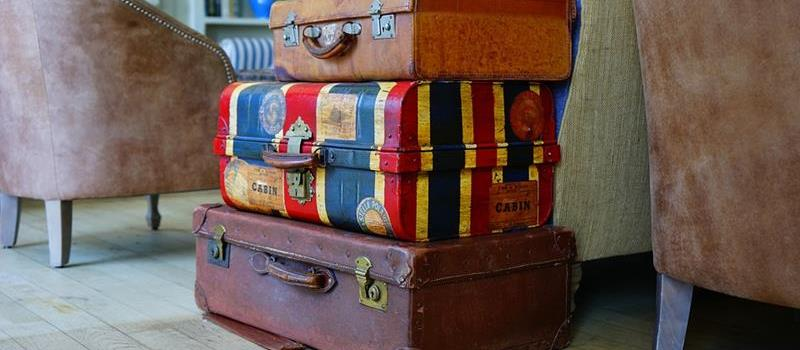 bagaż vintage