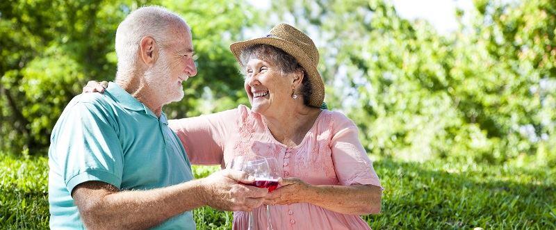 osoby starsze podopieczni opiekunki