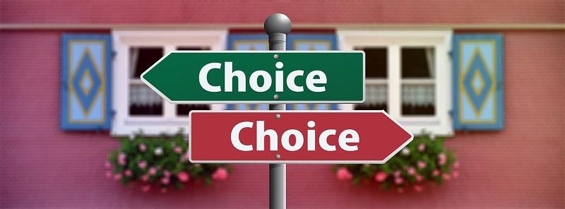 trudny wybor