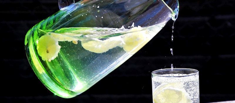 woda w diecie osoby starszej