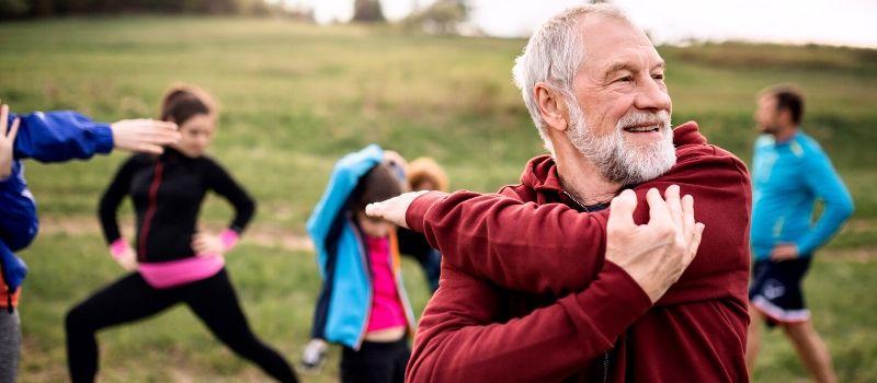 Aktywność ruchowa seniora