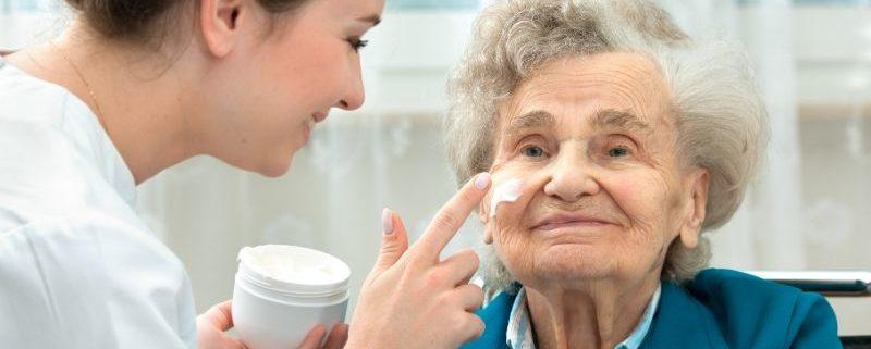 Higiena osób starszych