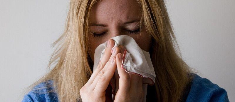 Przeziębienie po angielsku
