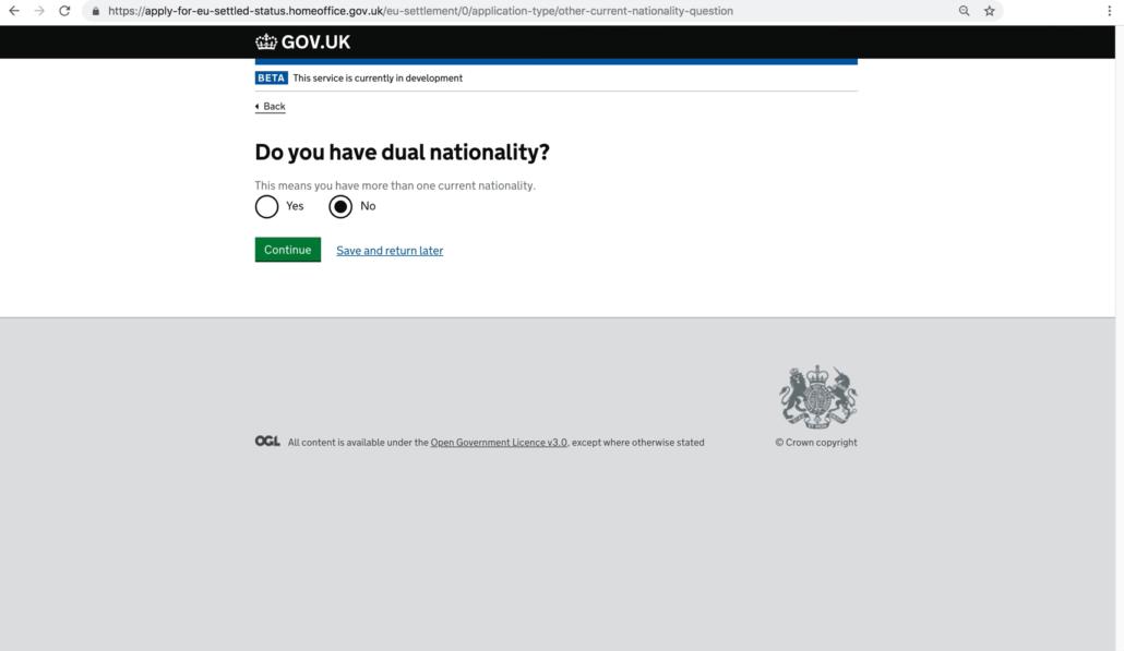 System osiedleńczy UK 7