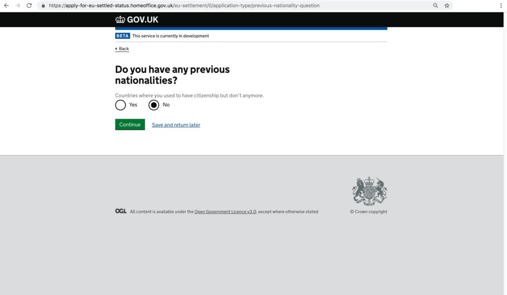 System osiedleńczy UK 8