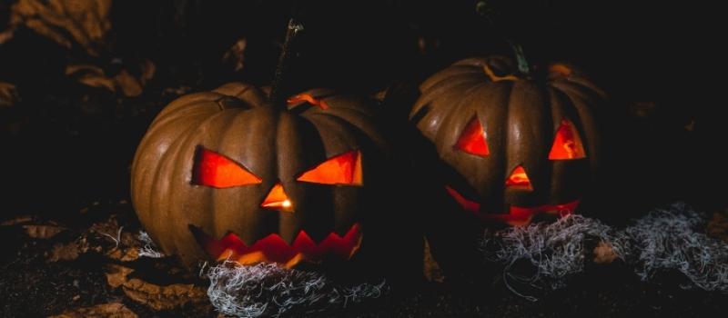 halloween w Anglii