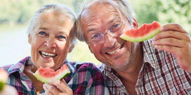 brak apetytu u starszej osoby
